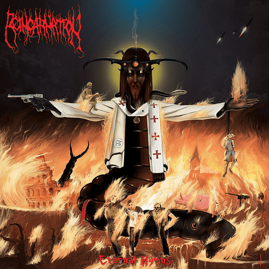 REINCARNATION - Eternal Hymns CD