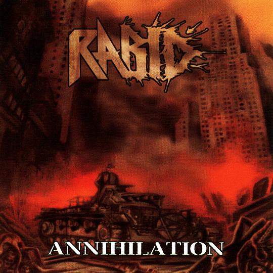 RABID - Annihilation CD