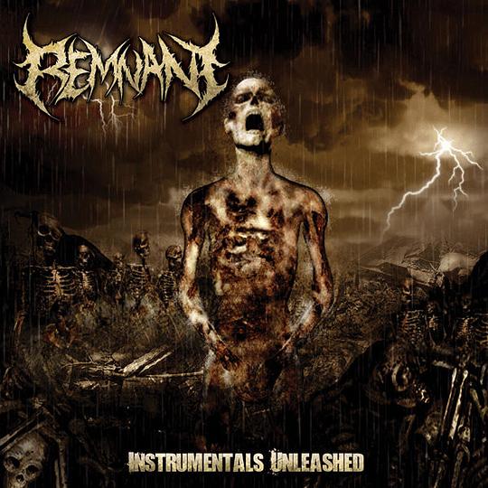 REMNANT - Instrumentals Unleashed CD