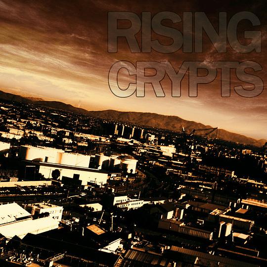 RISING CRYPTS - 1013 CD