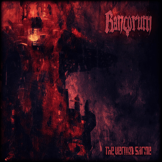 RANCORUM - The Vermin Shrine CD