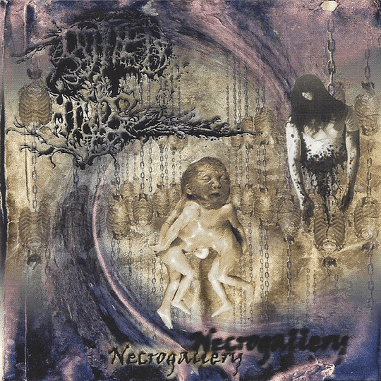 ROTTEN MINDS - Necrogallery CD