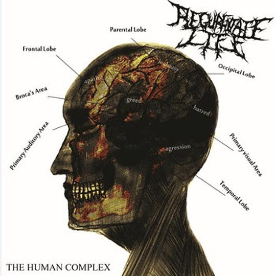 REGURGITATE LIFE - The Human Complex CD