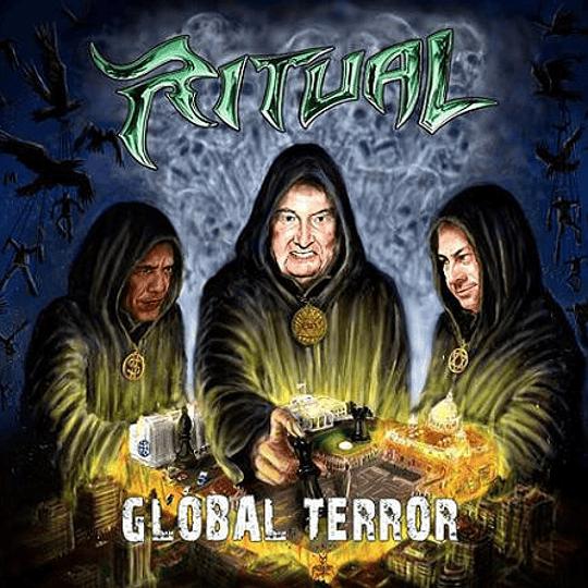 RITUAL - Global Terror CD