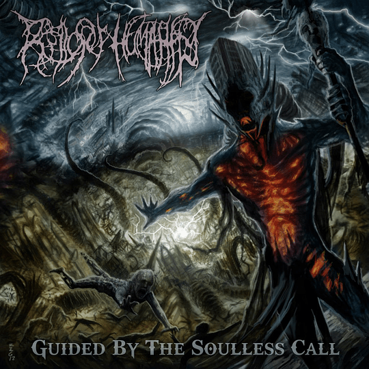 RELICS OF HUMANITY - Guided By The Soulless Call CD