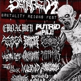 SEVARED RECORDS - Brutality Reigns Fest DVD