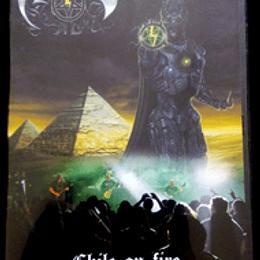 NOCTURNUS - Chile On Fire DVD-r