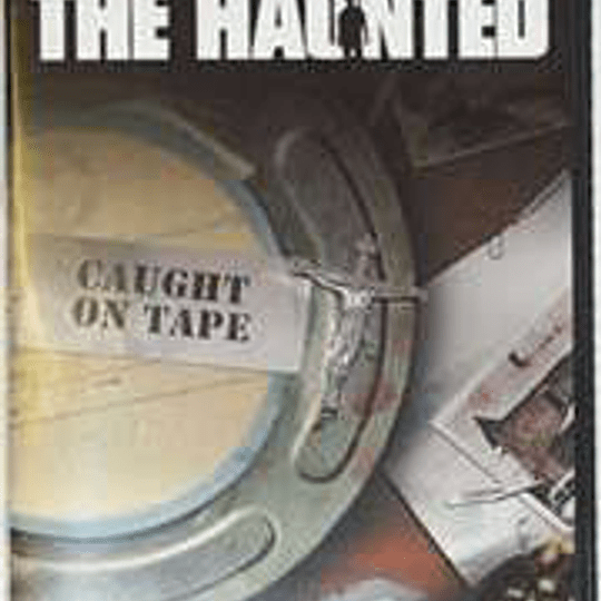 THE HAUNTED - Caught On Tape DVD