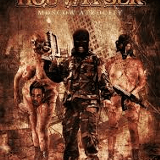 HOUTWITSER - Moscow Atrocity DVD