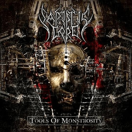 SADISTIC GORE - Tools Of Monstrosity CD