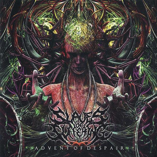 SLAVES OF SUFFERING - Advent Of Despair CD