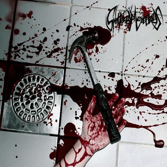 SPLATTERED MERMAIDS - Stench Of Flesh CD