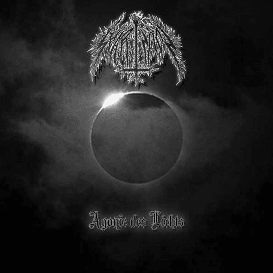 SVARTSORG - Agonie Des Lichts CD