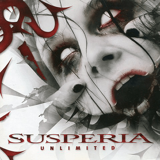 SUSPERIA - Unlimited CD