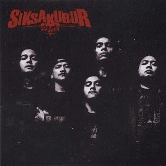 SIKSAKUBUR -  Siksakubur CD