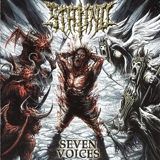 STALINO - Seven Voices CD