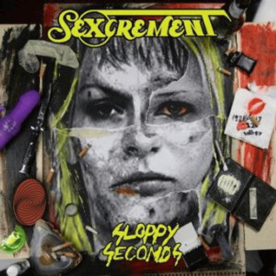SEXCREMENT - Sloppy Seconds CD