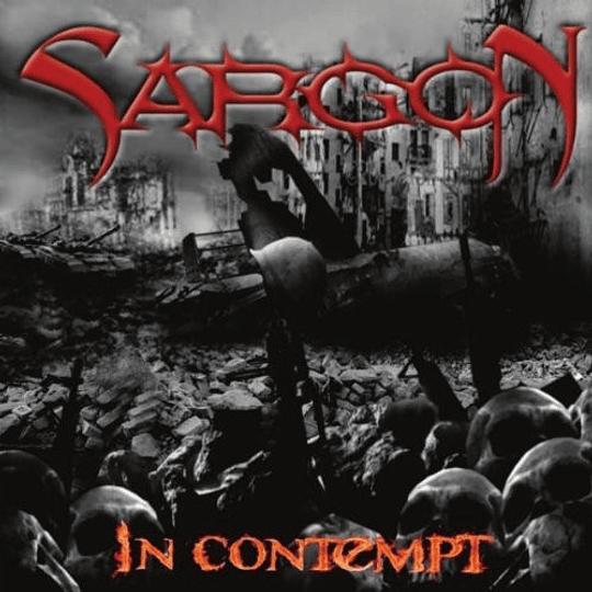 SARGON - In Contempt CD