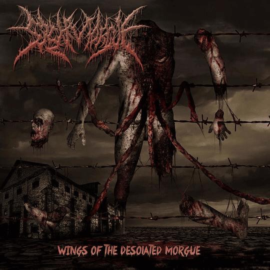 SICK MORGUE - Wings Of The Desolated Morgue CD