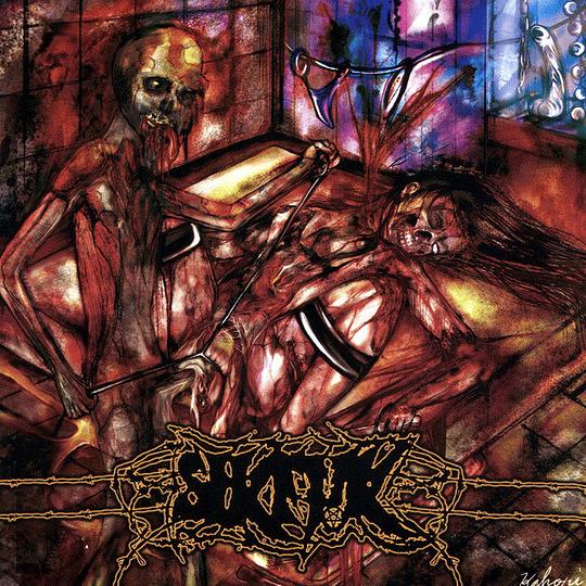 SIKFUK - Teabagged At Birth CD
