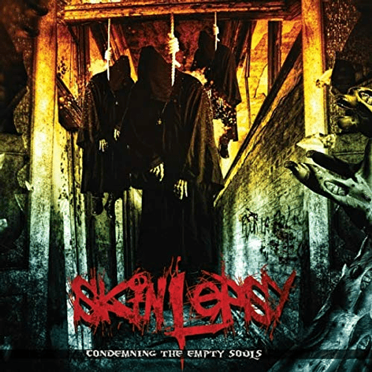 SKINLEPSY - Condemning The Empty Souls CD