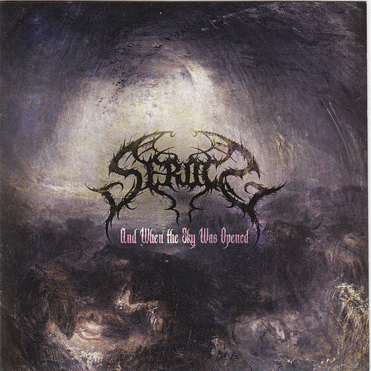 SEROCS - ...And When The Sky Was Opened CD