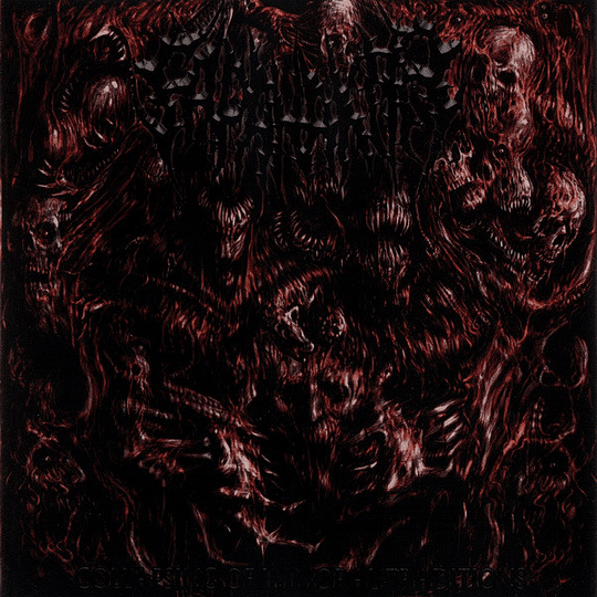 SAPANAKITH - Collapsing Of Immoral Traditions CD