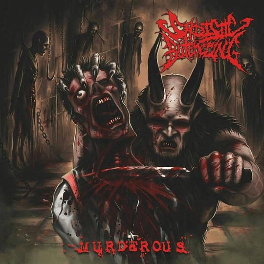 SADISTIC BUTCHERING - Murderous CD