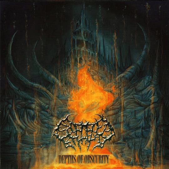 SPLATTERED ENTRAILS - Depths Of Obscurity CD