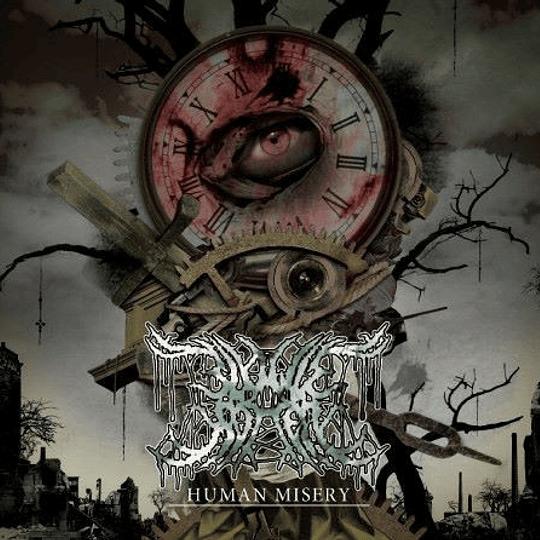 SLOWLY ROTTEN - Human Misery CD