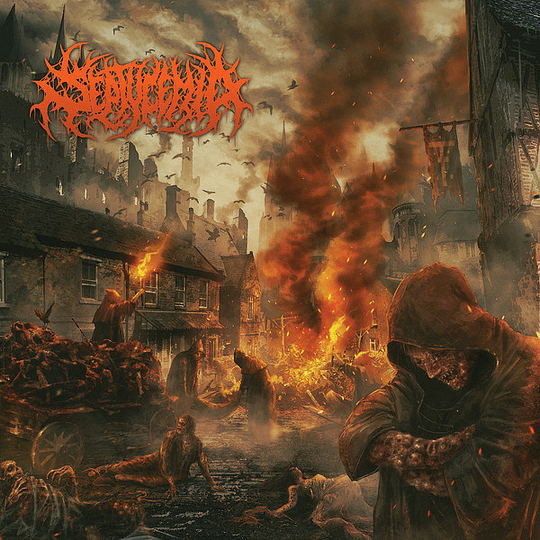 SEPTYCEMIA - Frontiers Of Medieval Prognosis CD