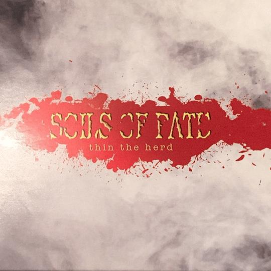 SOILS OF FATE - Thin The Herd SLIPCASE CD