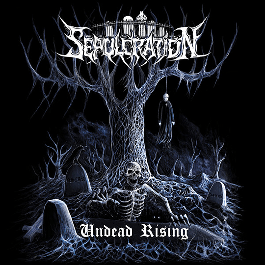 SEPULCRATION -  Undead Rising CD