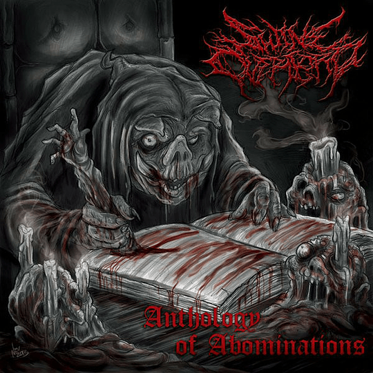 SWINE OVERLORD -  Anthology Of Abominations CD