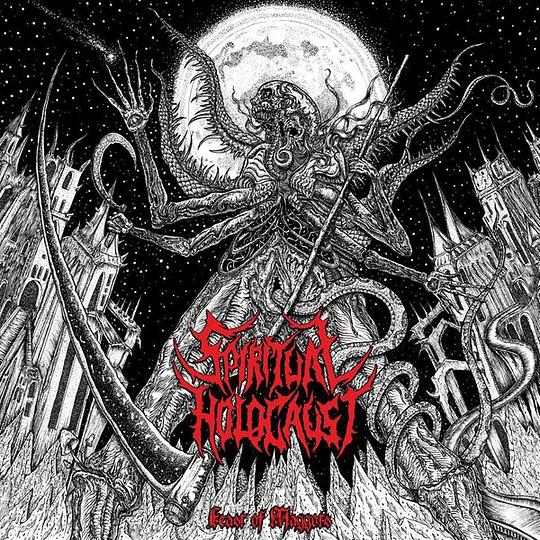 SPIRITUAL HOLOCAUST - Feast of Maggots CD