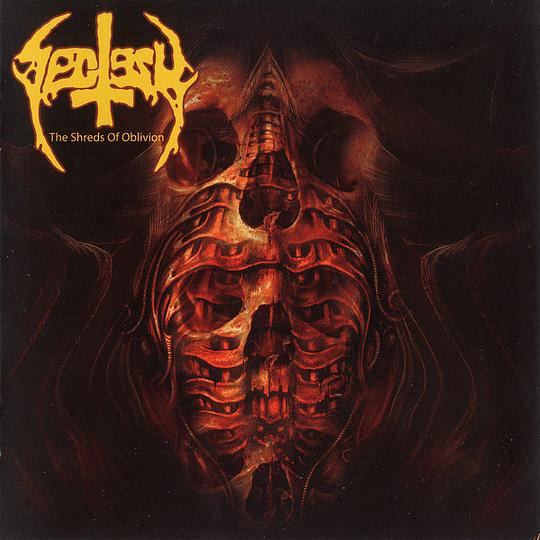 SECTESY - The Shreds Of Oblivion CD