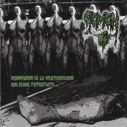 SEMEN -  Disminución De La Masturbación Con Carne Putrefacta CD