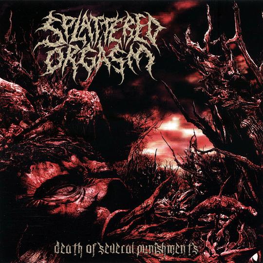 SPLATTERED ORGASM - Death Of Several Punishment CD
