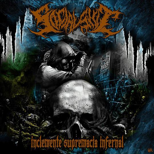 SOCIAL SHIT - Inclemente Supremacia Infernal CD