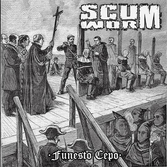 SCUMWORM - Funesto Cepo CD