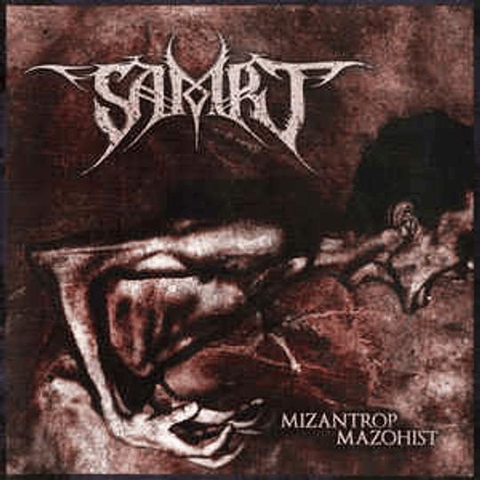 SAMRT - Mizantrop Mazohist CD