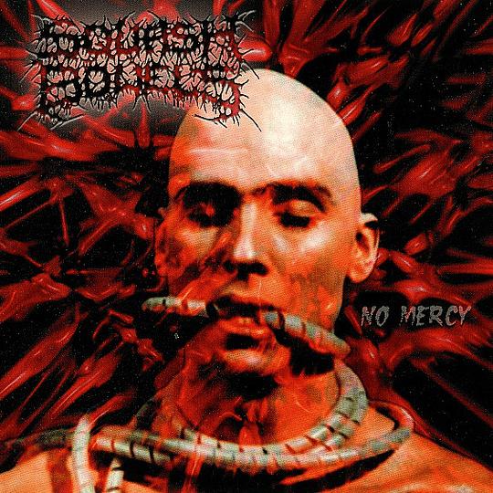 SQUASH BOWELS -  No Mercy CD