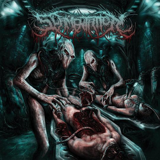 SLAMENTATION - Epoch of Extraterrestrial Domination CD