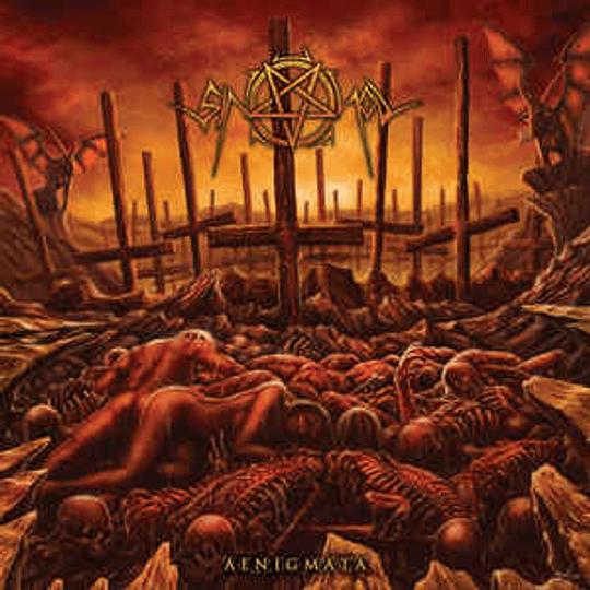 SIN OF GOD -  Aenigmata CD