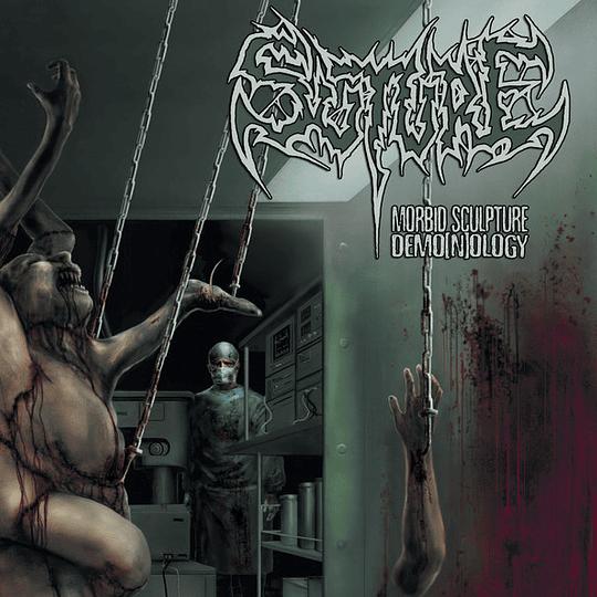 SUTURE - Morbid Sculpture - Demo[n]ology CD