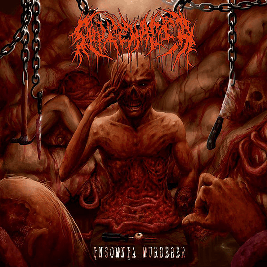 SUPREMACIA - Insomnia Murderer CD