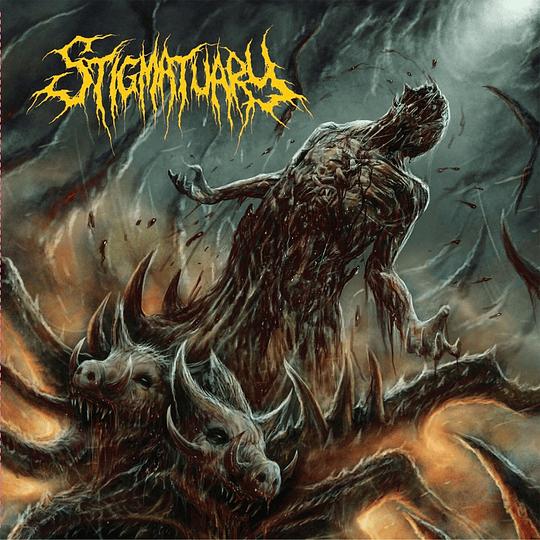STIGMATUARY - Decimation Of Psyche CD