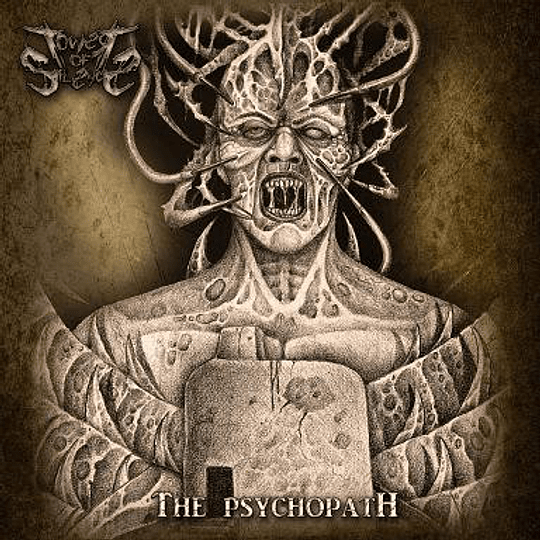 TOWER OF SILENCE - The Psychopath CD