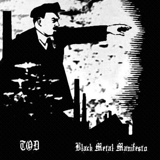 TOD - Black Metal Manifesto CD