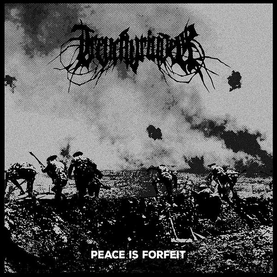 TRENCHGRINDER - Peace Is Forfeit CD